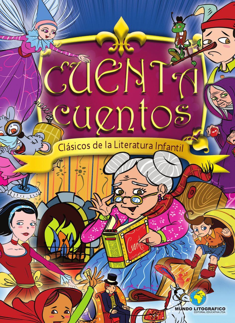 DOCENTECA - Coleccion de Cuentos Clásicos infantiles