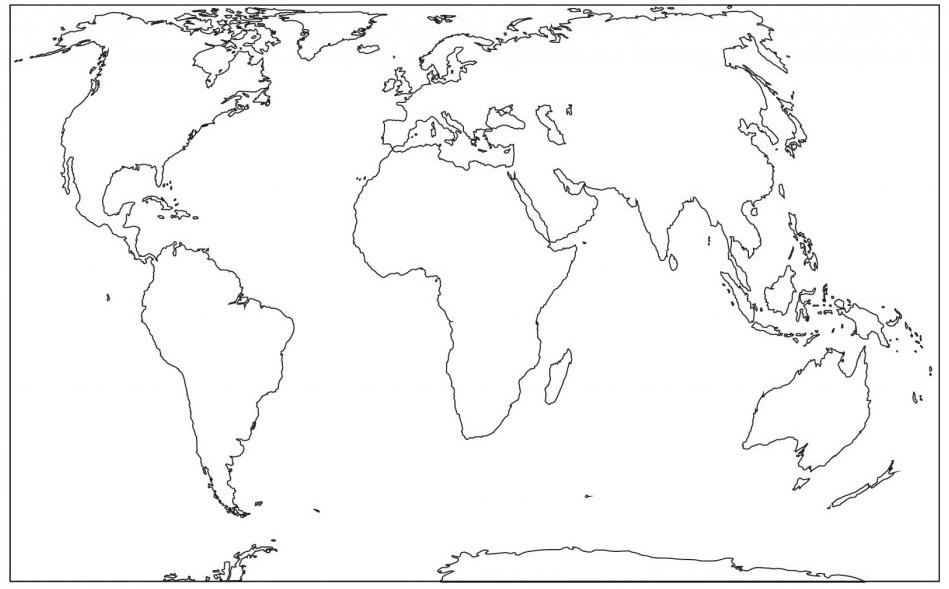 Docenteca Continentes Y Oceanos Actividades