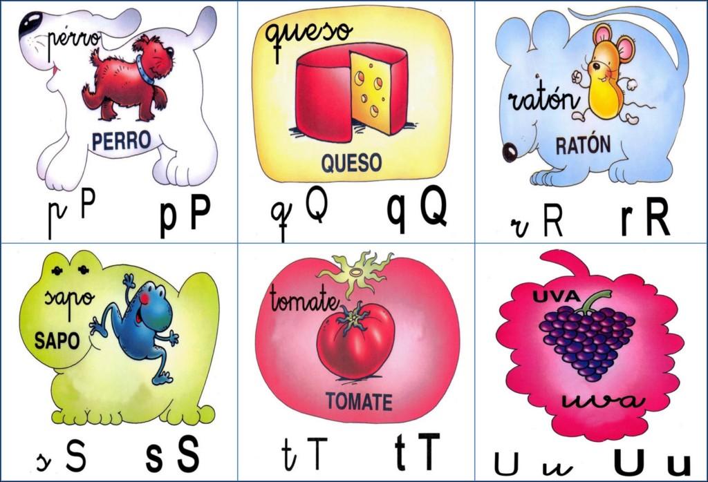 Único Abc Imprimibles Para Niños Pequeños Elaboración - Dibujos Para ...