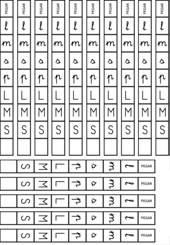 DOCENTECA - Máquina de palabras DIY - Lectoescritura - Montessori
